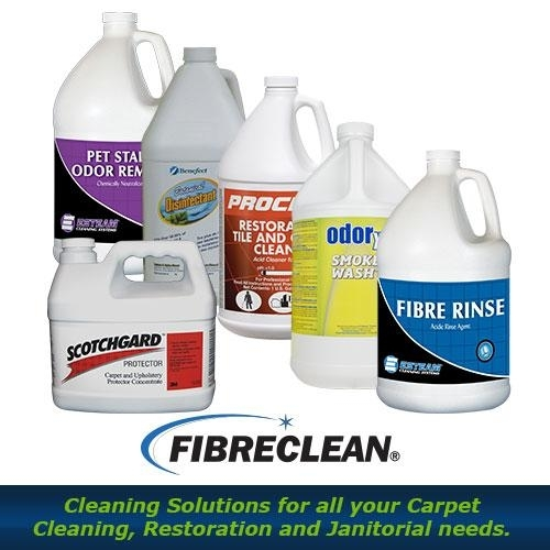 Fibreclean Supplies in Kelowna