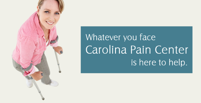Carolina Pain Center, P.C. - ad image