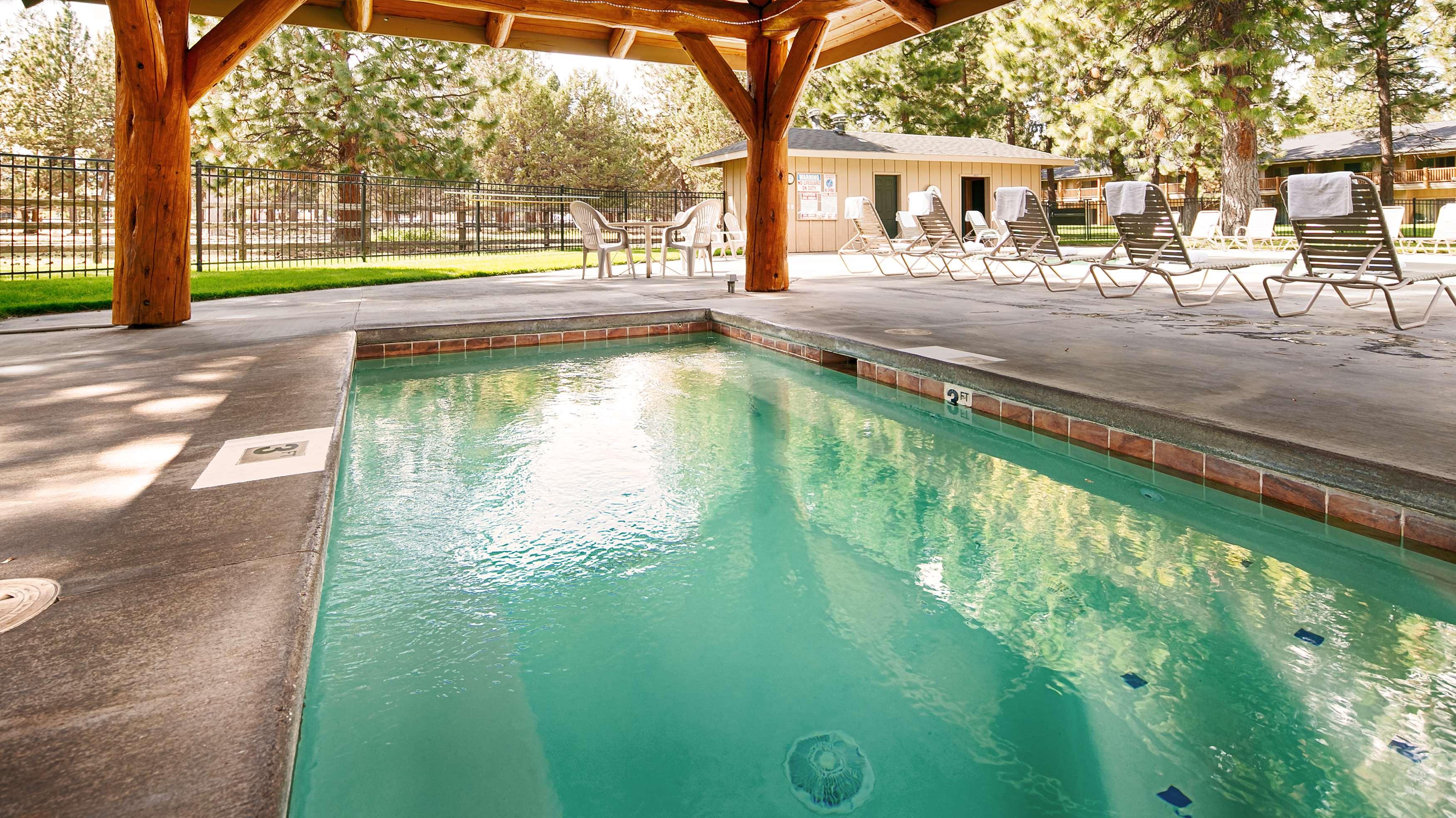 Best Western Ponderosa Lodge image 13