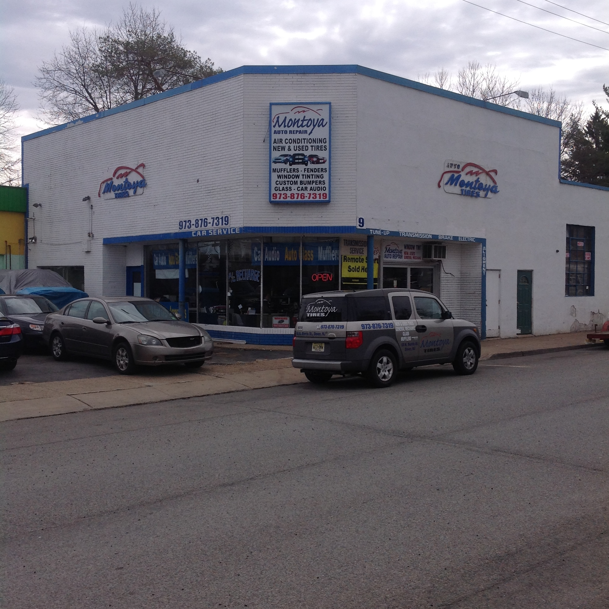 Montoya Auto Service & Tires In Dover, NJ