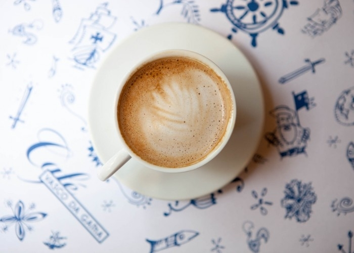 Cafe Vasco Da Gama à Montréal
