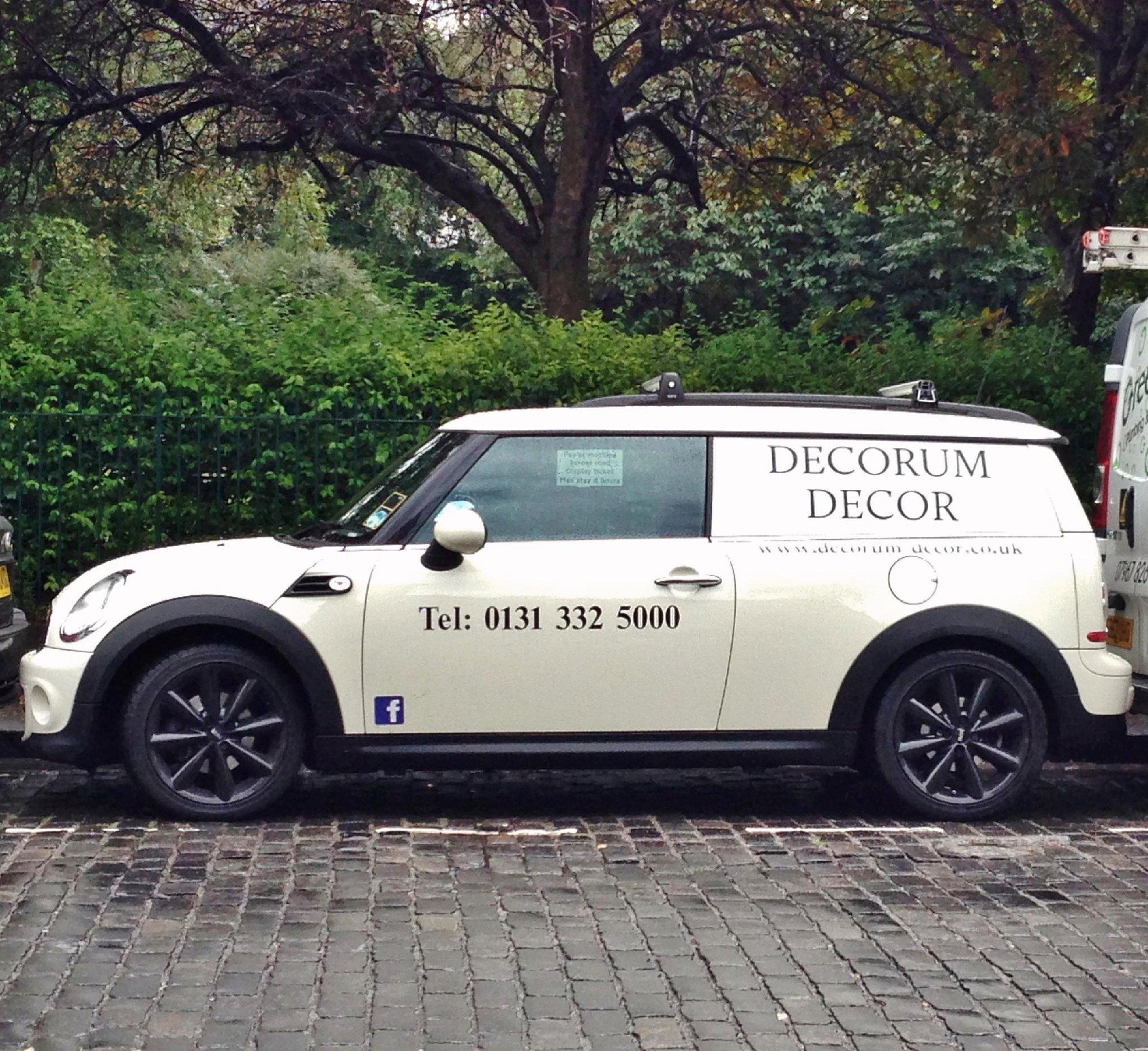 Decorum decor ltd painting and coating companies for Decor and decorum