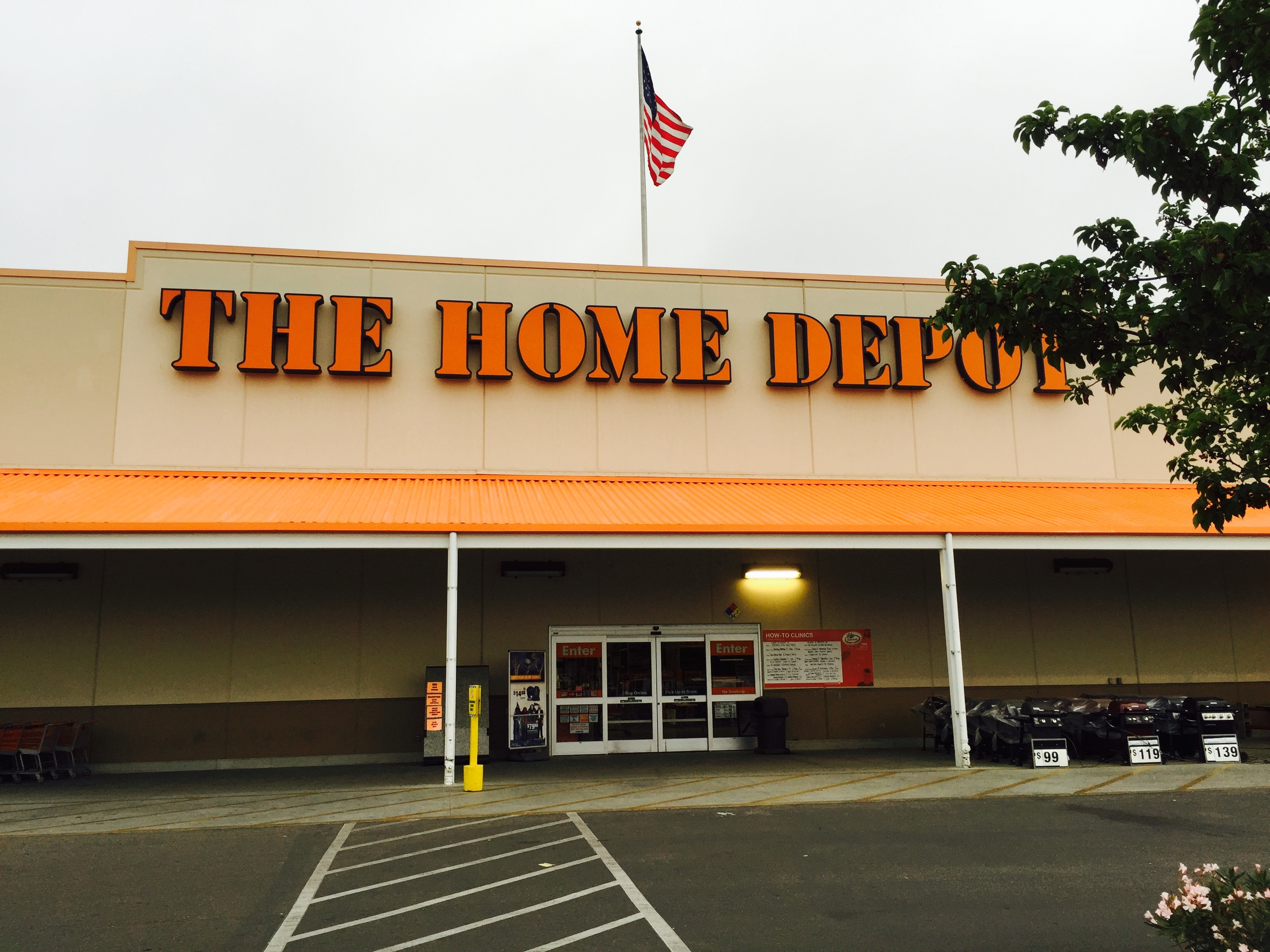 Home Depot Commercial : The home depot fresno ca business directory