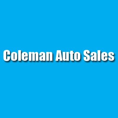 Coleman Auto Sales