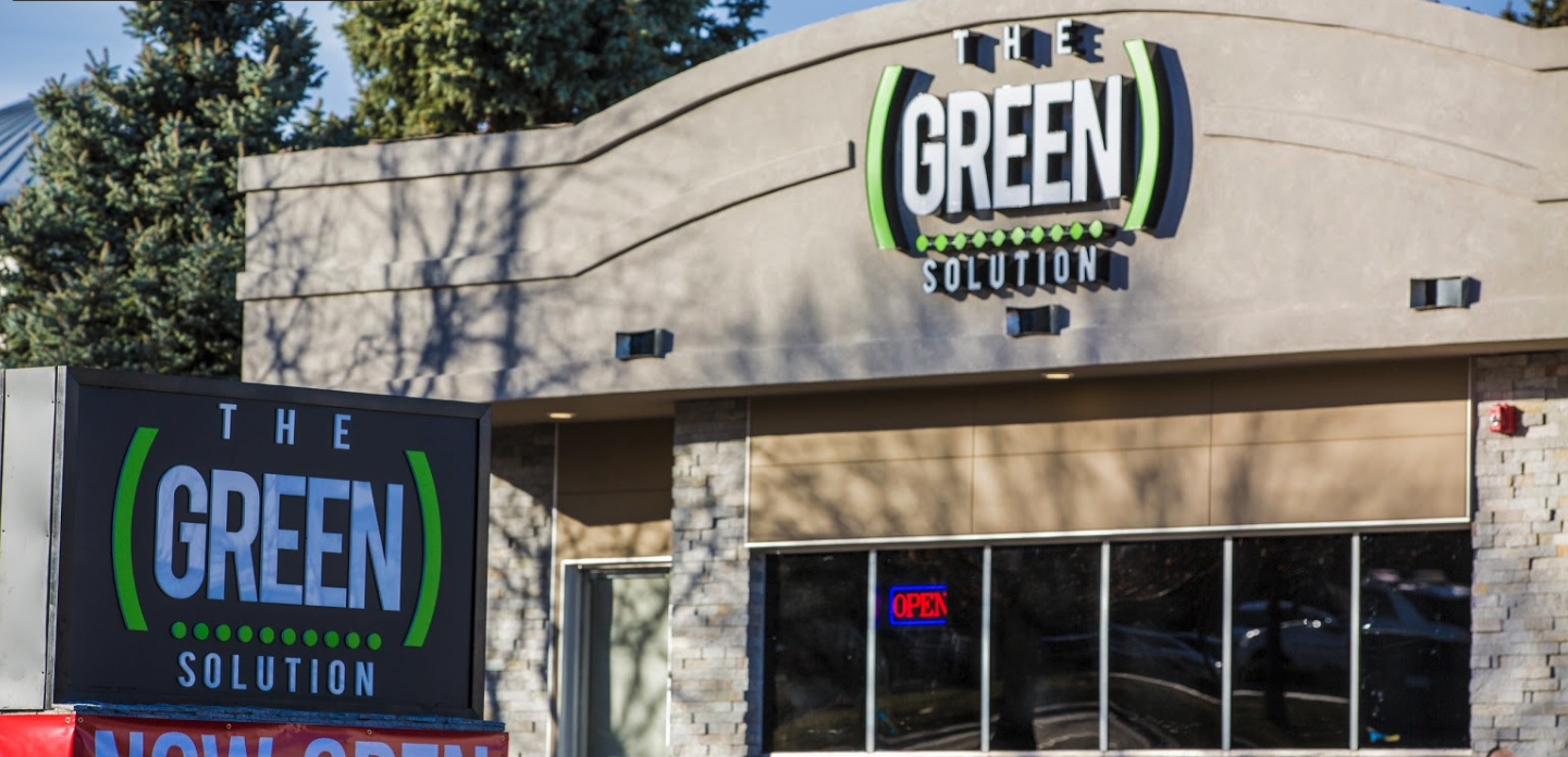 The Green Solution Recreational Marijuana Dispensary image 3