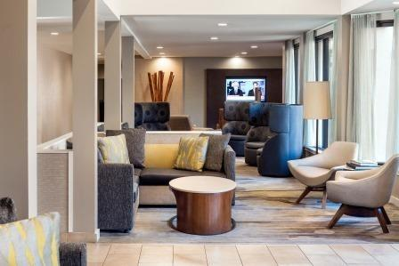 Courtyard Irvine John Wayne Airport/Orange County Lower Level Lobby