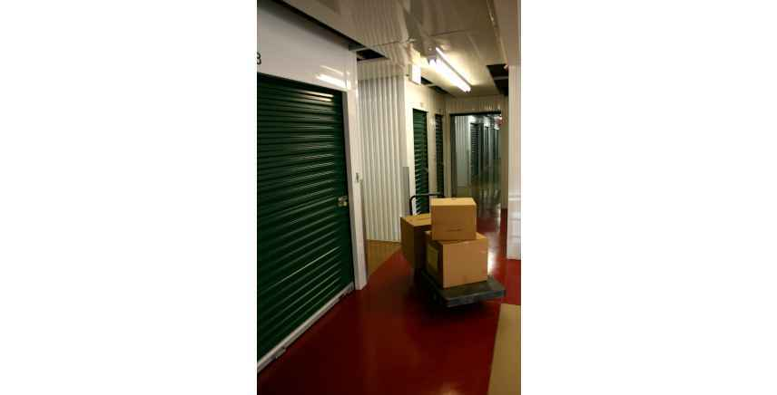500+ air conditioned storage indoor units
