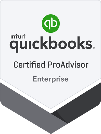 Certified in Intuit QuickBooks Enterprise (hosted or on a local server) for versions 19.0, 17.0, 15.0, 11.0, 9.0, and 7.0 and a reseller for less than Intuit. No certification was offered for the versions in between.