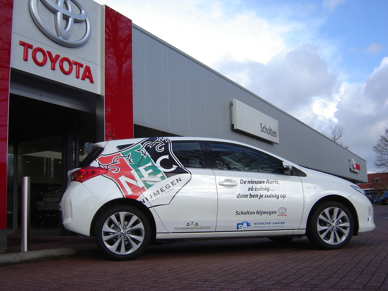 Toyota Garage Nijmegen : Toyota dealers scholten nijmegen bv openingstijden toyota