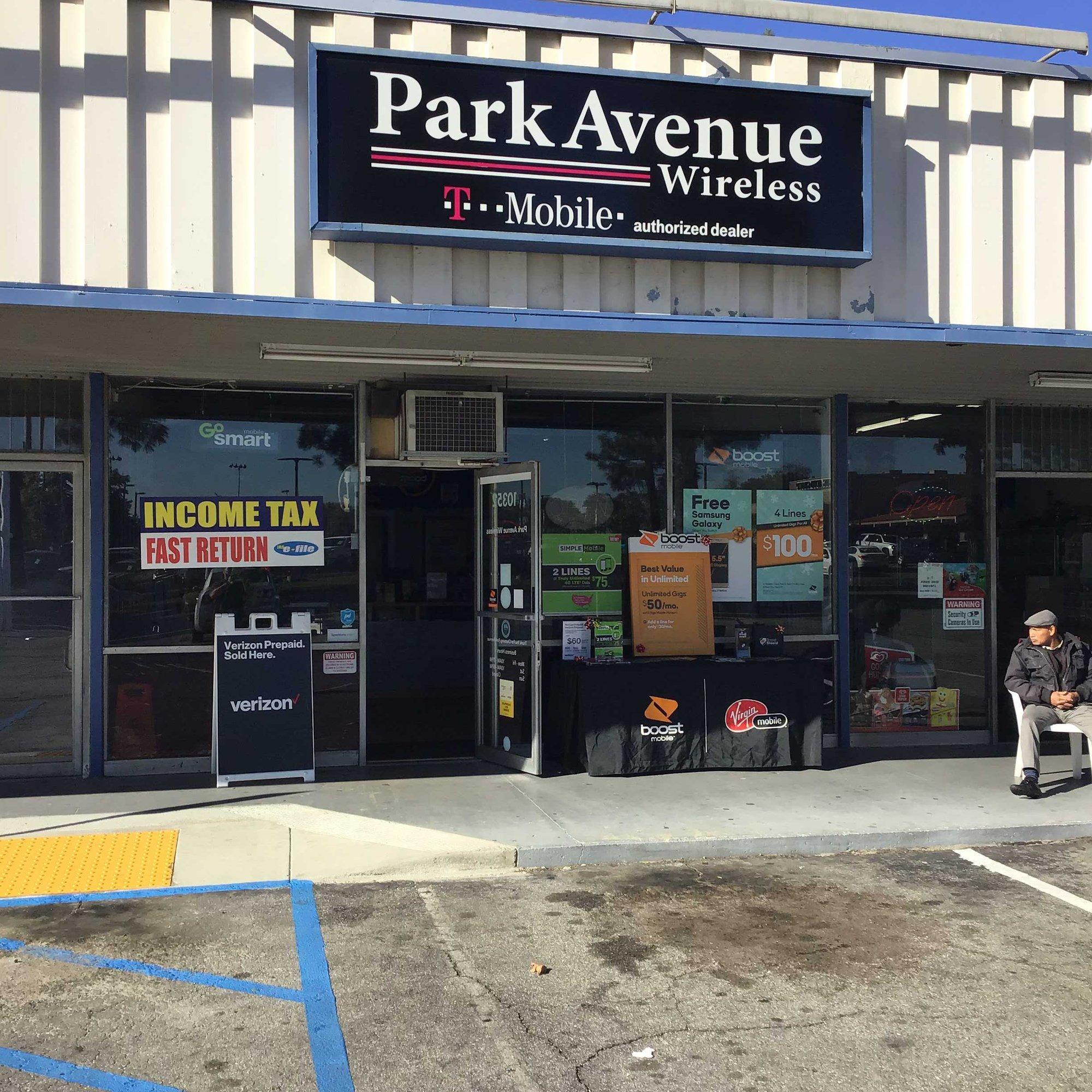 Park Avenue Wireless Montclair Internet Retailer