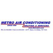 Metro Air Conditioning Heating & Services - Dallas , TX