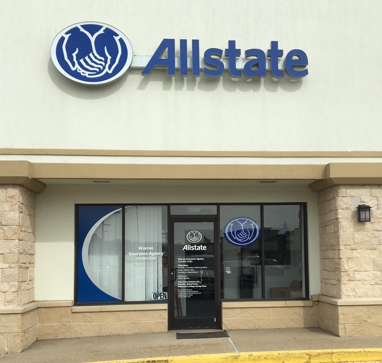 Allstate Insurance Agent: John Warren image 1