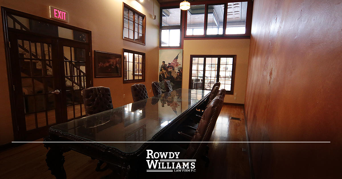 Rowdy G. Williams Law Firm P.C. image 5