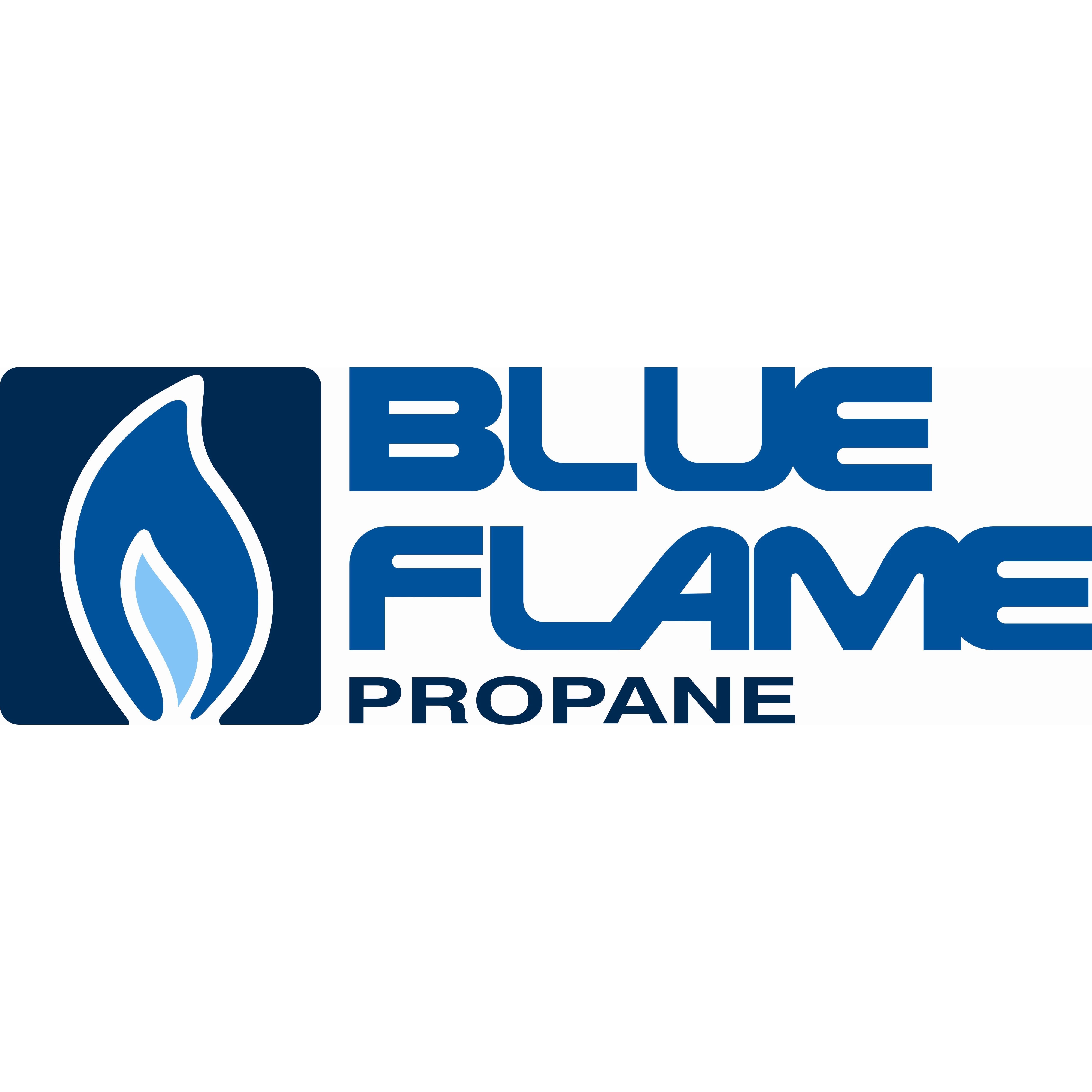Blue Flame Propane
