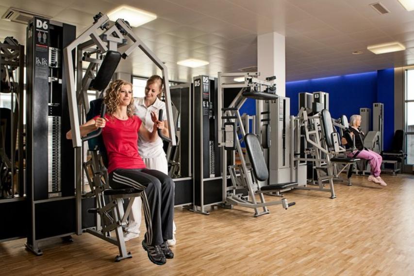 NOW! Trainings & Therapie AG