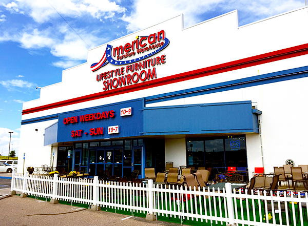 American Furniture Warehouse In Pueblo Co 81008 Citysearch