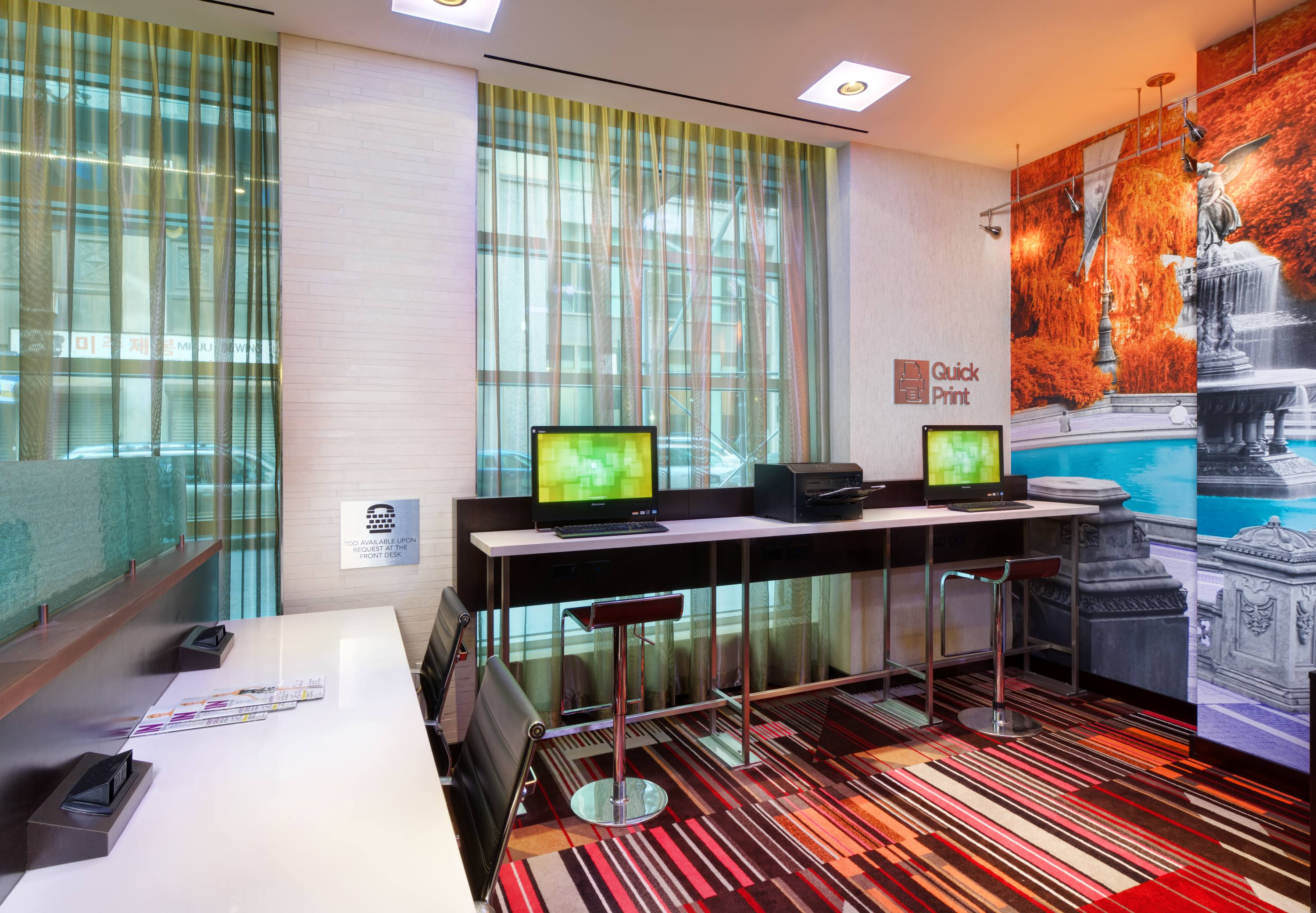Courtyard by Marriott New York Manhattan/Times Square West image 16
