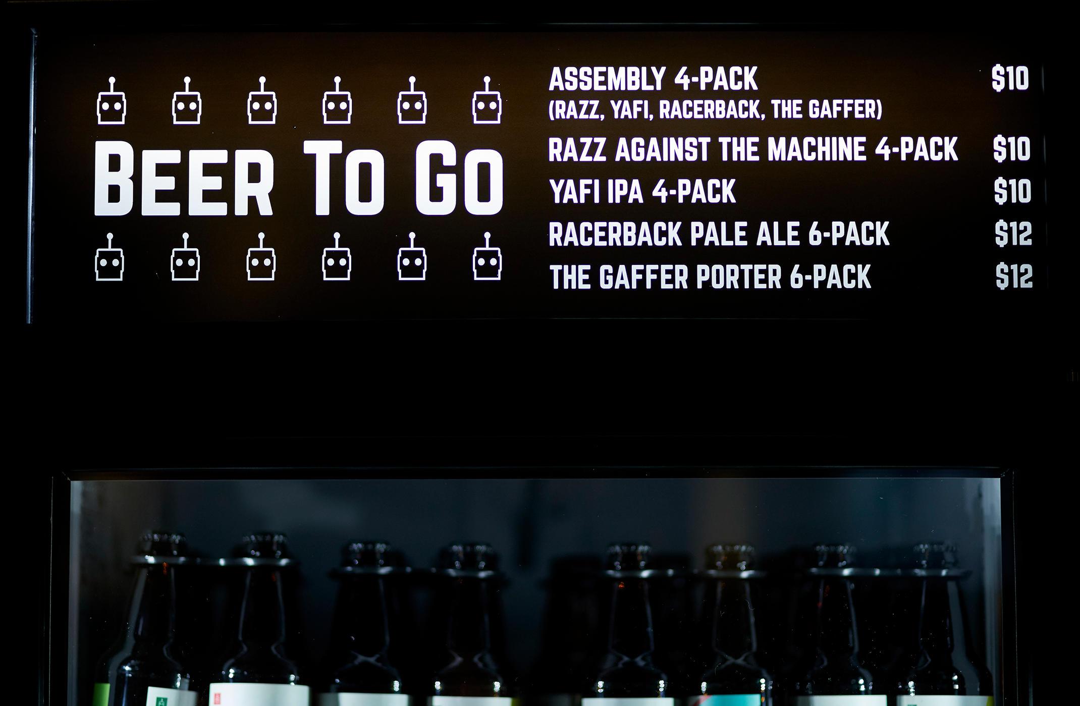 Little Machine Beer image 1
