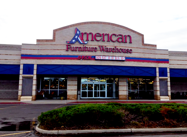 American Furniture Warehouse In Lakewood Co 303 933 3