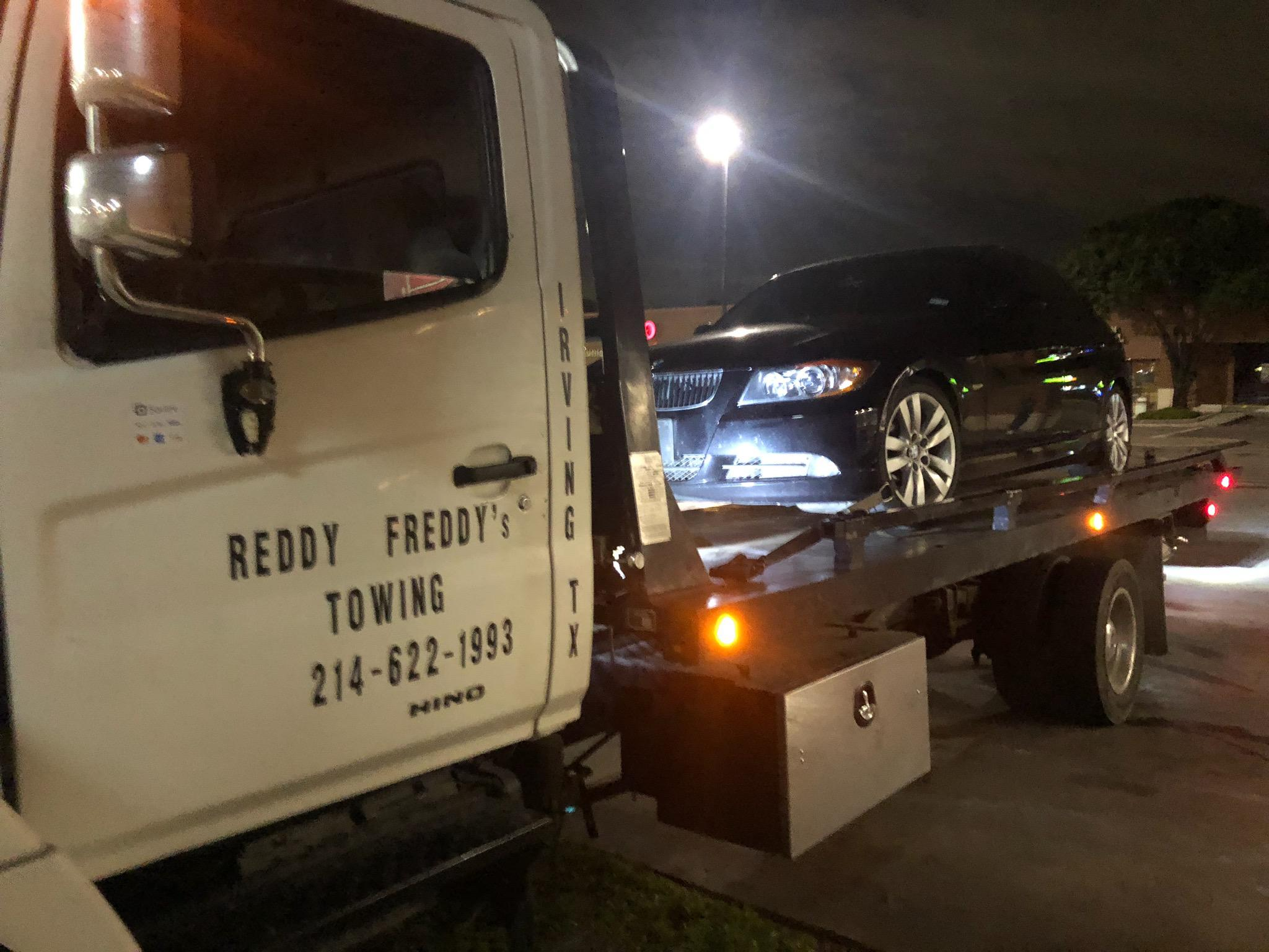 Reddy Freddy's Towing image 11