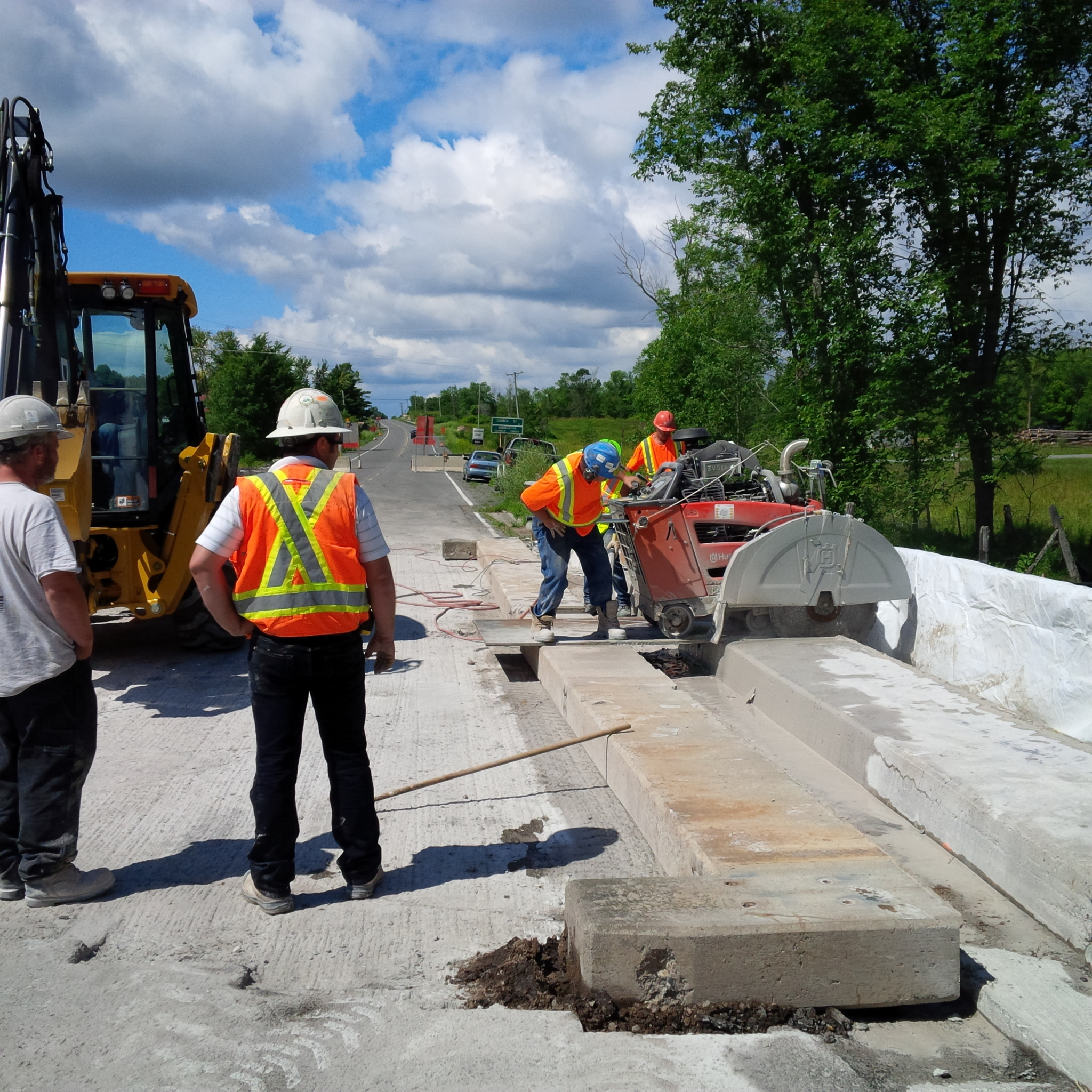 Iowa Wall Sawing Service : Ontario cutting coring ltd mississauga on ourbis