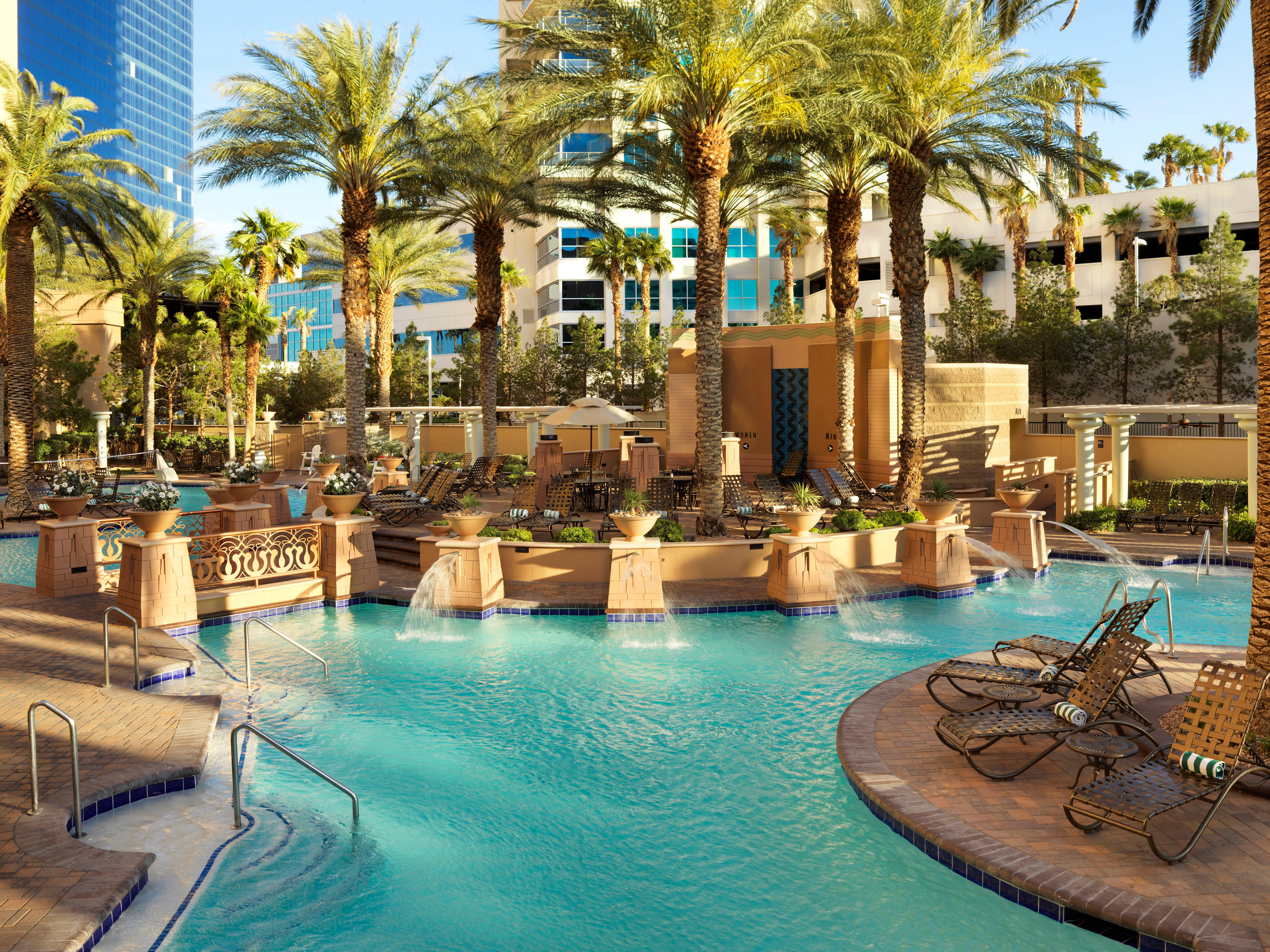 Hilton Grand Vacations on the Boulevard  Las Vegas NV