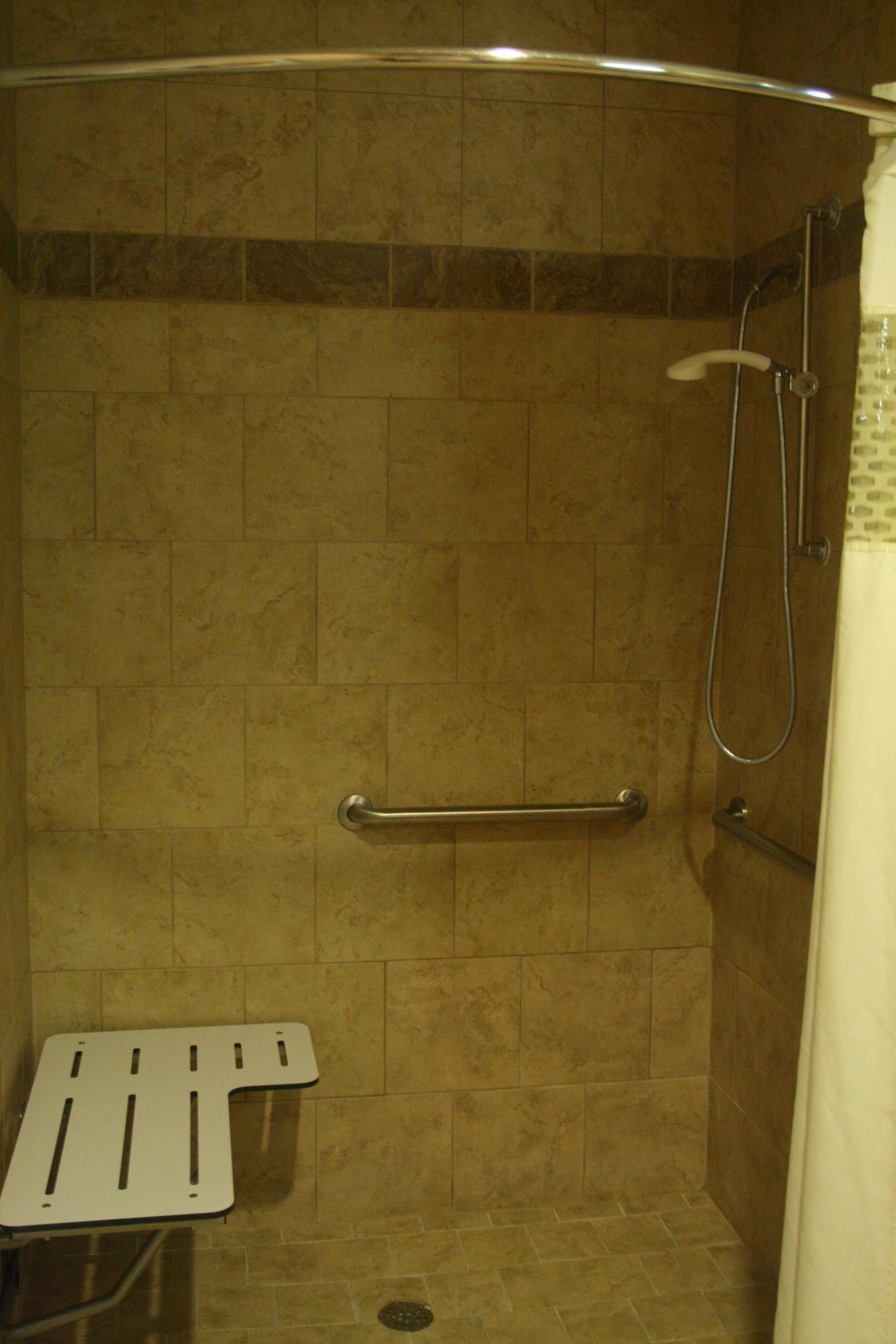Accessible King - Shower