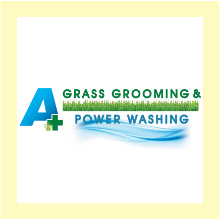 A + Grass Grooming & Power Washing