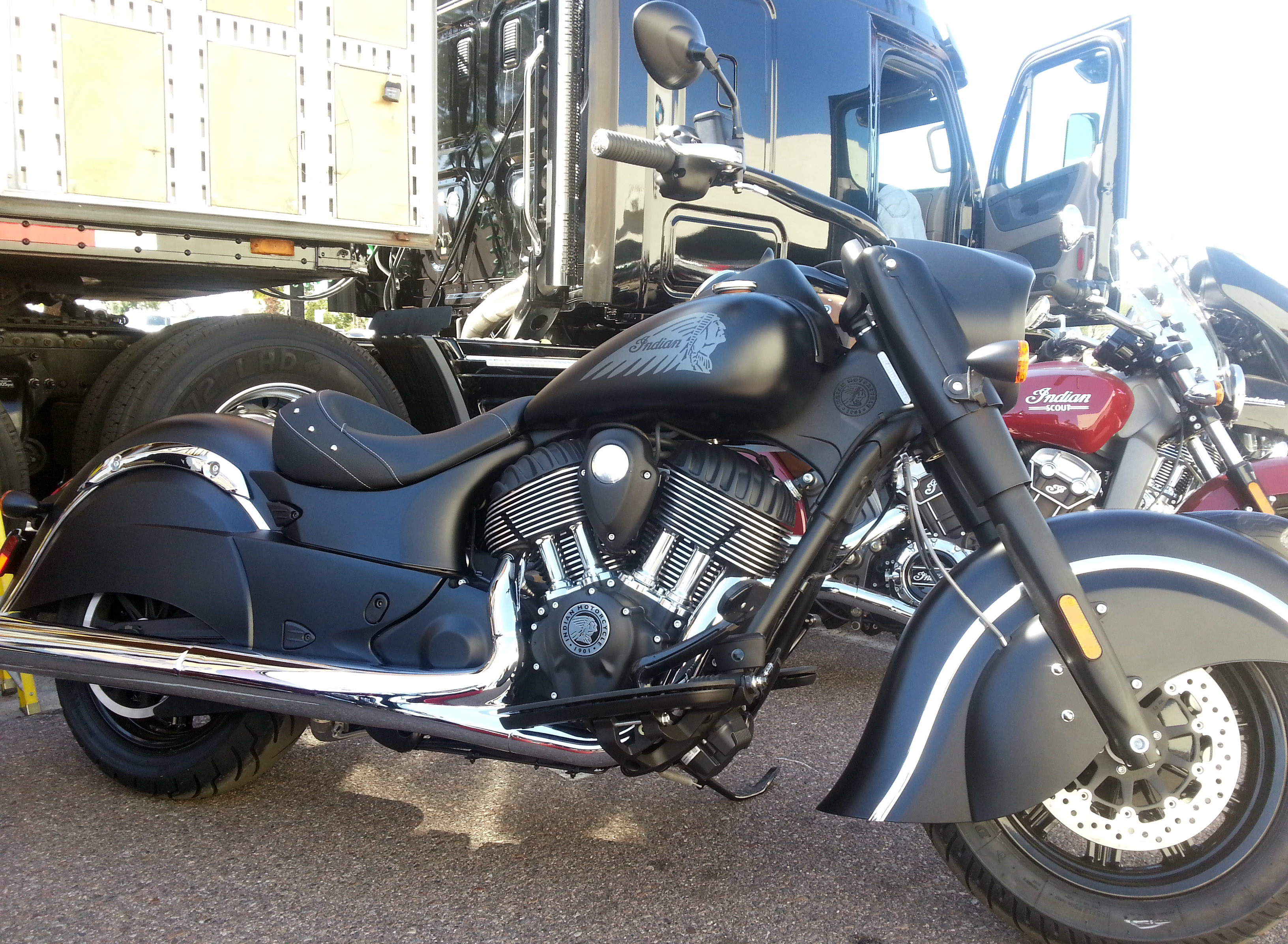 Indian Motorcycle Las Vegas