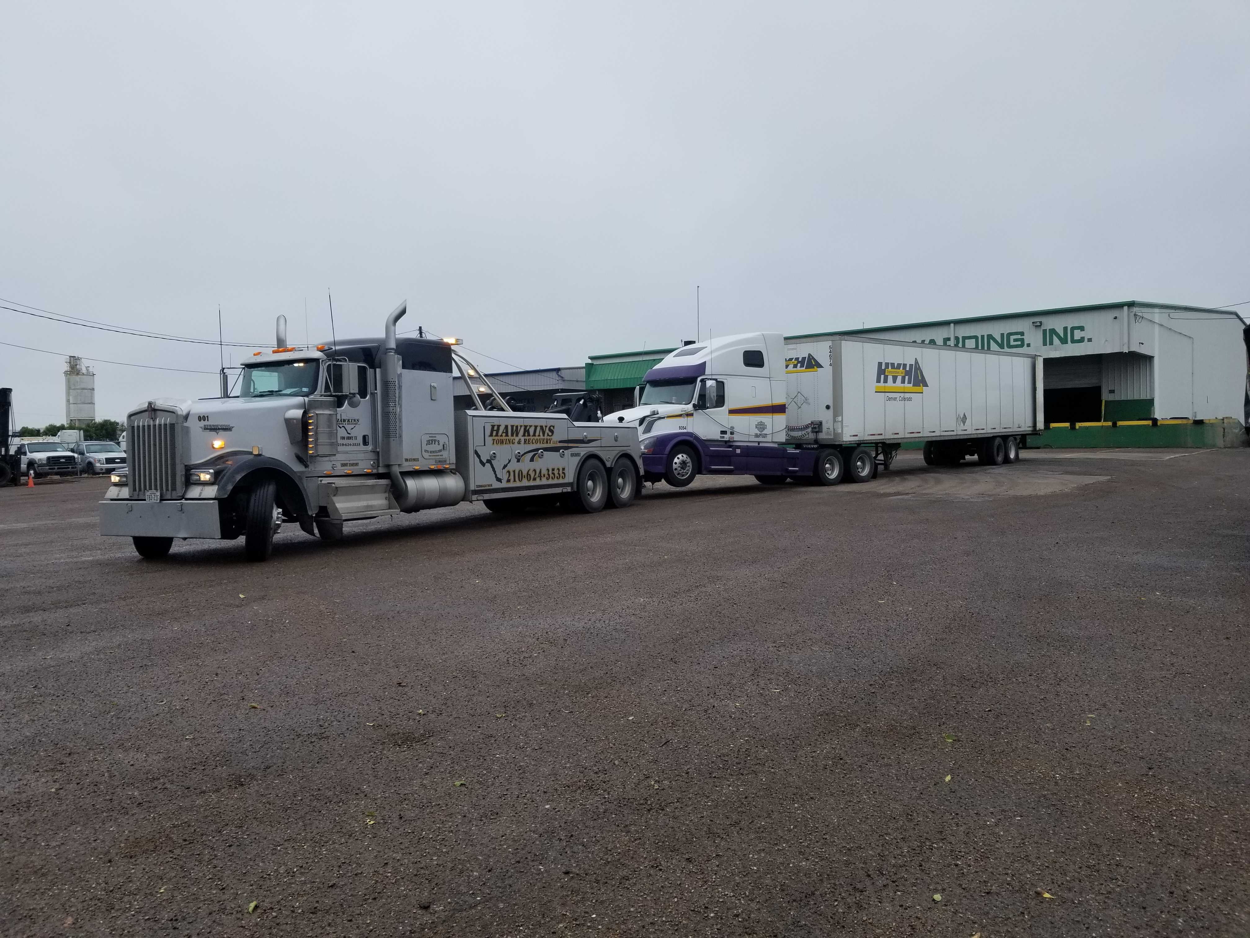 Hawkins Towing & Recovery image 5