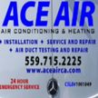Ace Air Air Conditioning & Heating image 0
