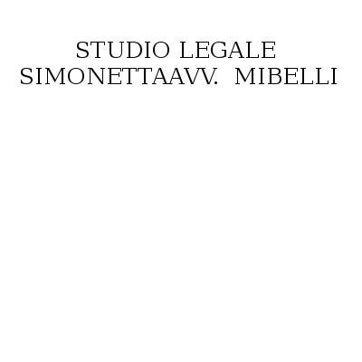 Mibelli Avv. Simonetta