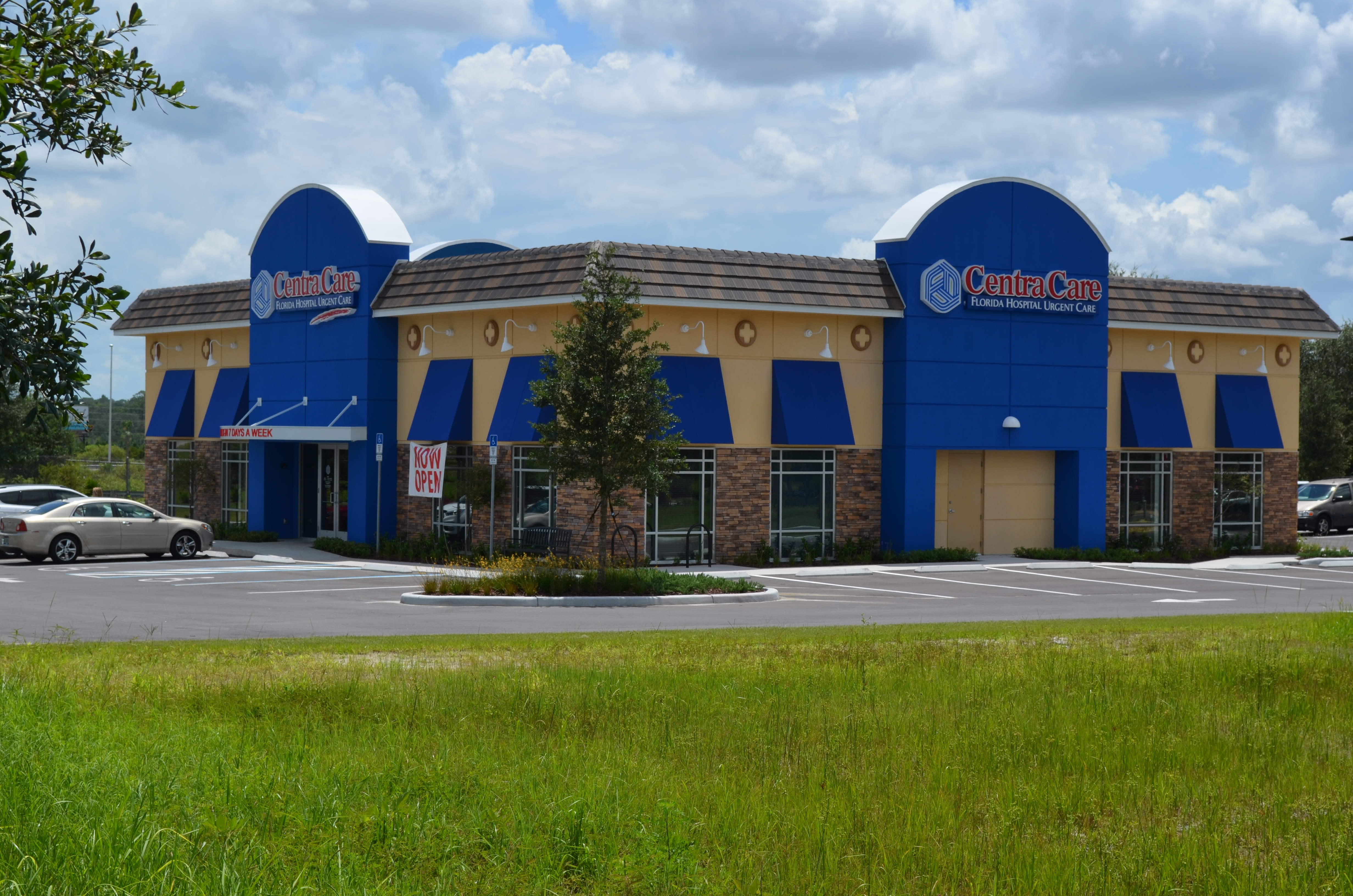Orange City Adventhealth Centra Care 1360 Saxon Blvd Orange City Fl