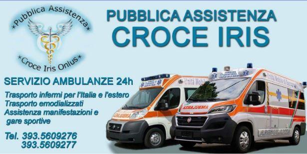 Pubblica Assistenza Croce Iris O.n.l.u.s.