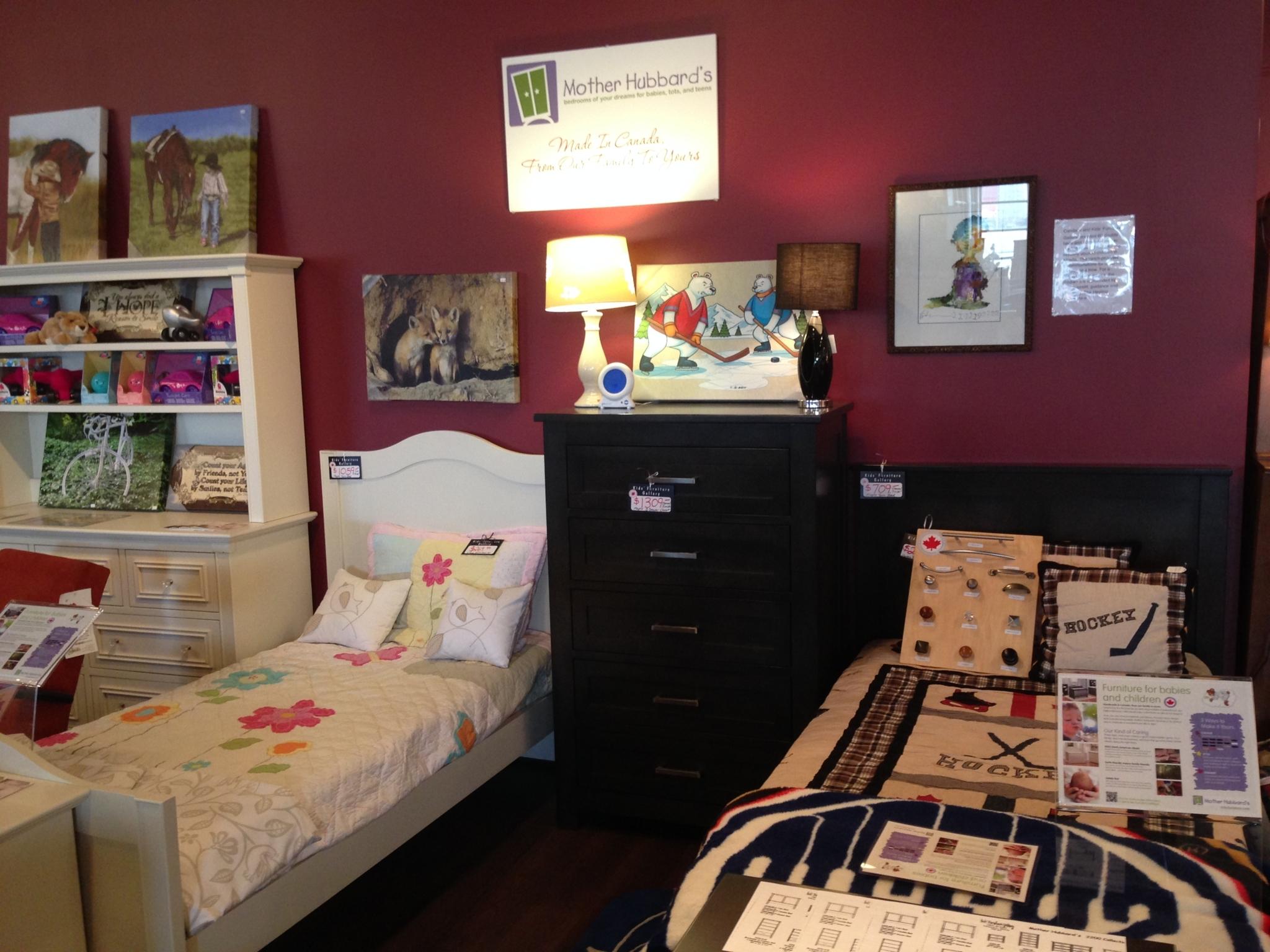 Kids 39 furniture gallery edmonton ab ourbis for Furniture edmonton