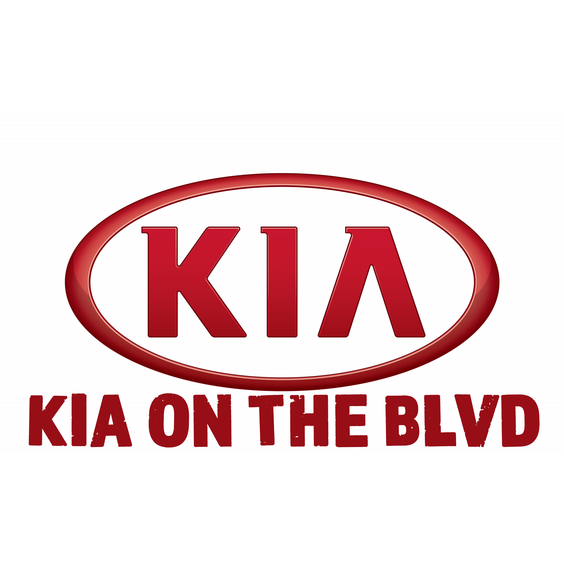 Kia on the Boulevard