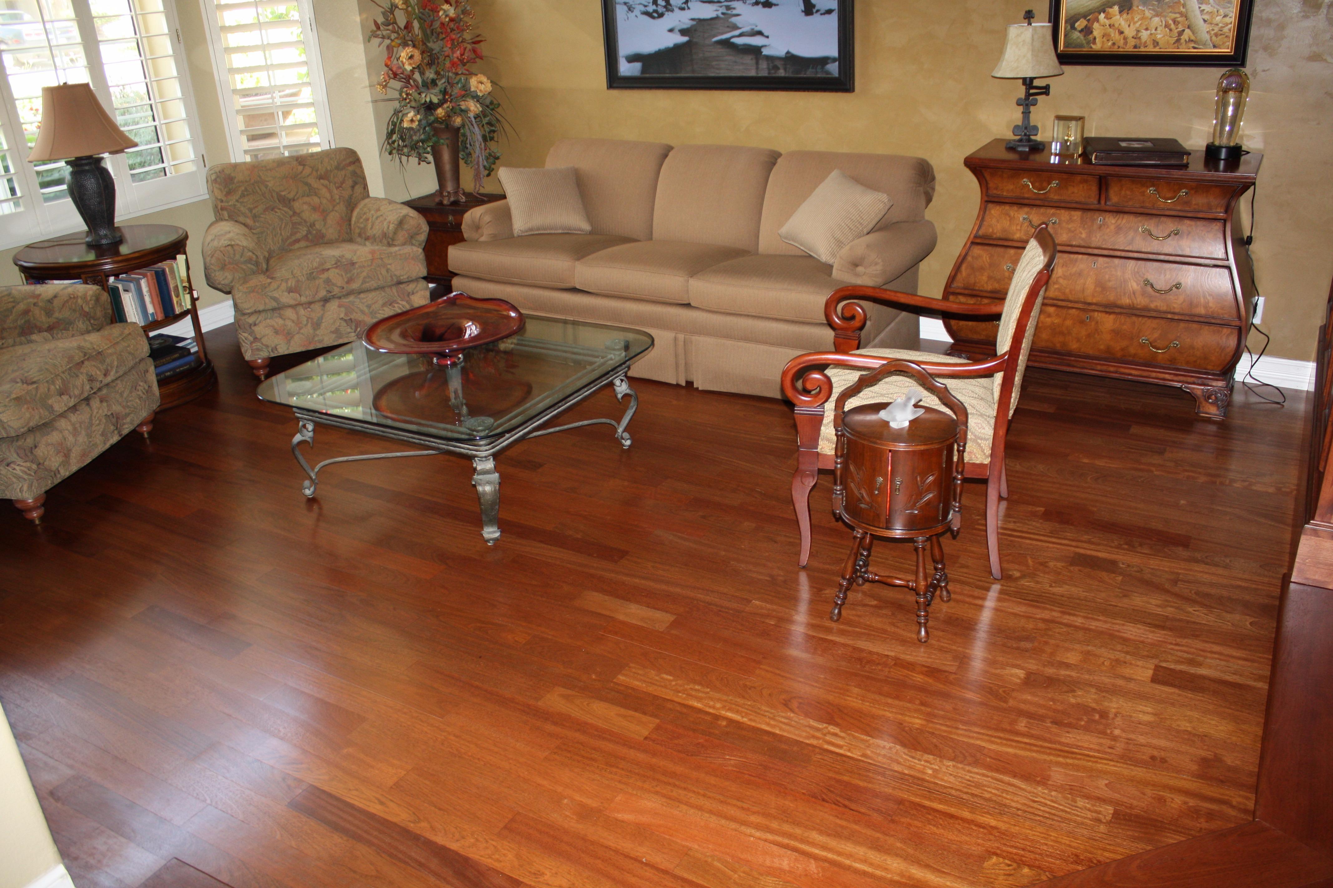 Sharp Wood Floors image 1