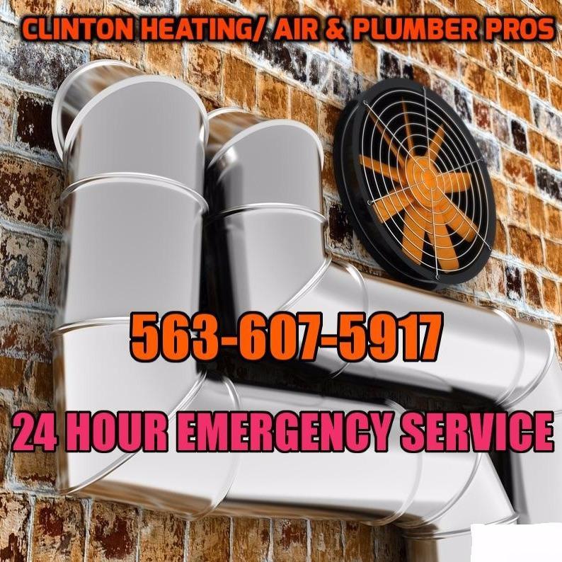 Clinton HVAC & Plumbing - Clinton, IA 52732 - (563)607-5917 | ShowMeLocal.com