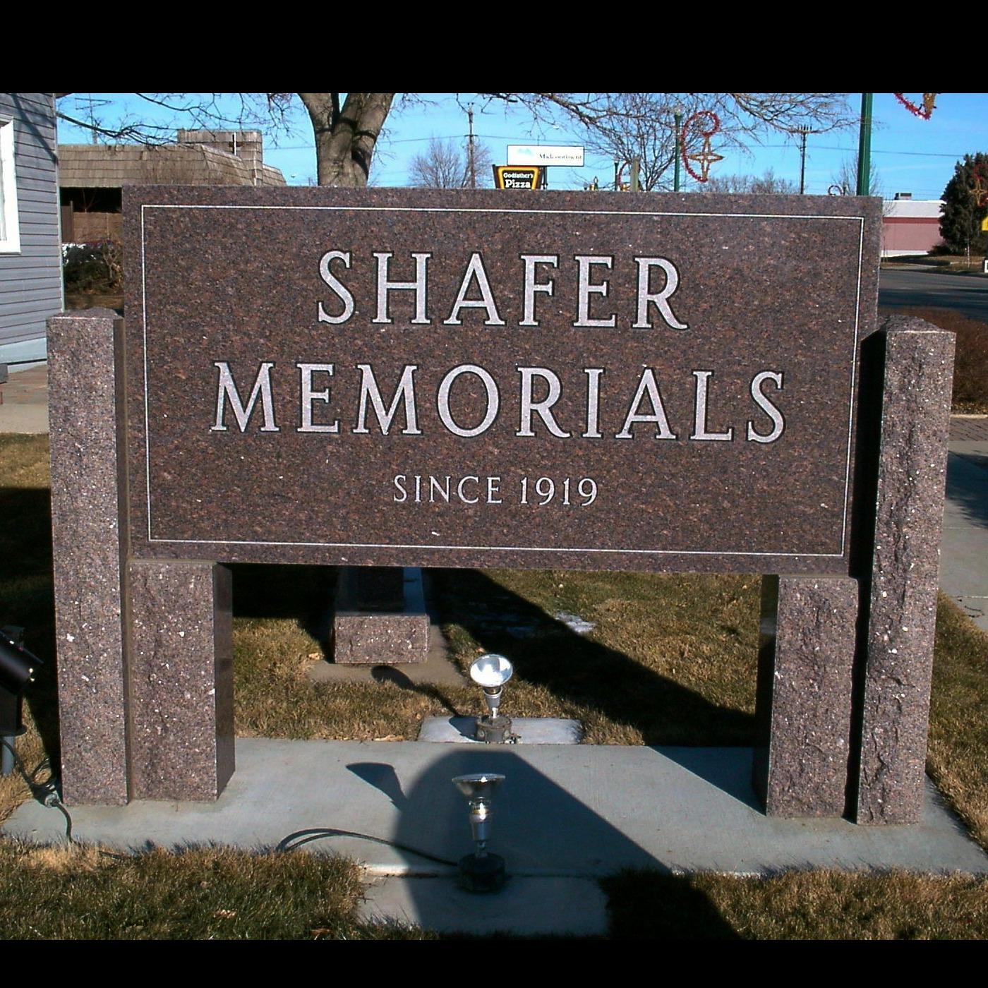 Shafer Memorials