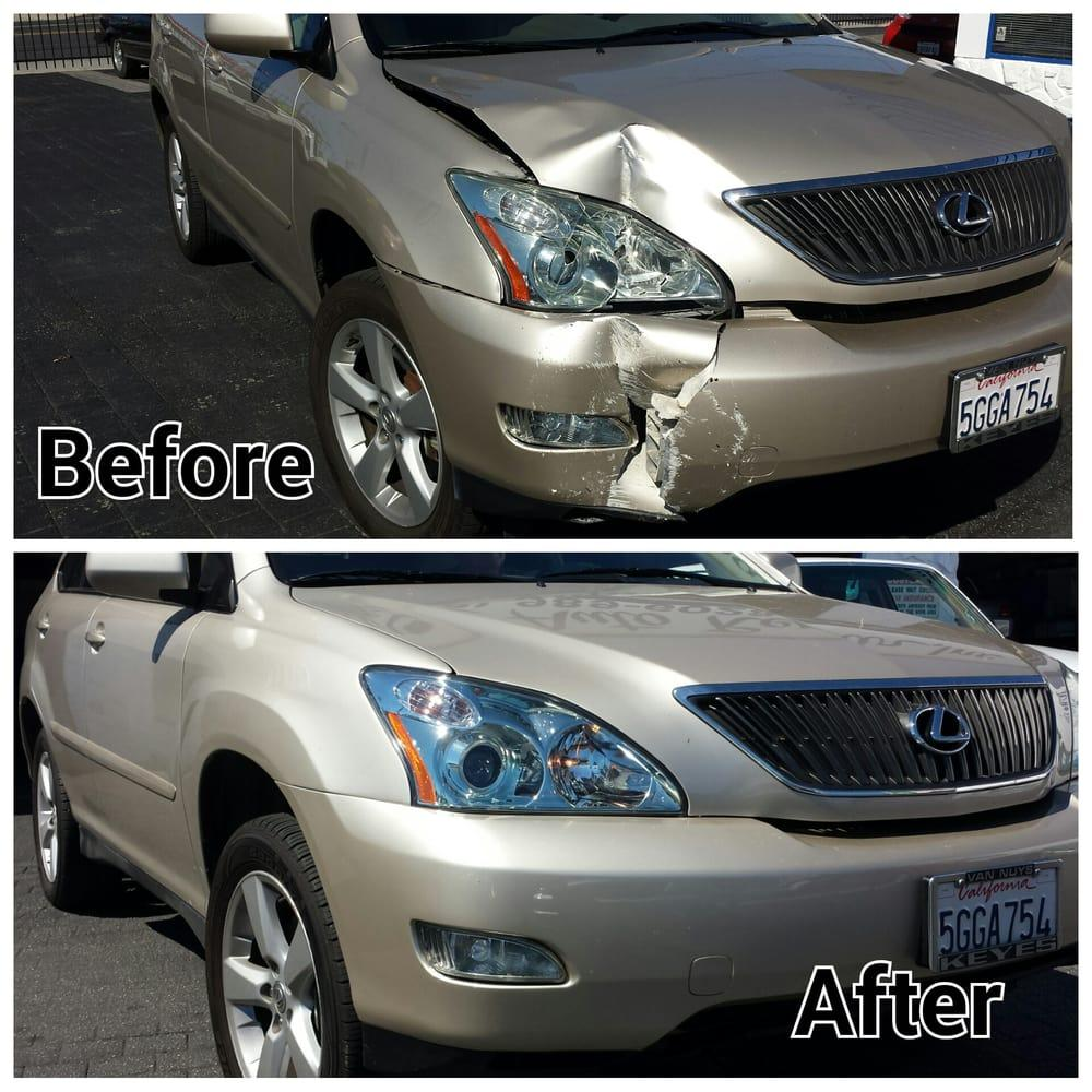 Maaco collision repair auto painting in visalia ca for German motors collision center marin street