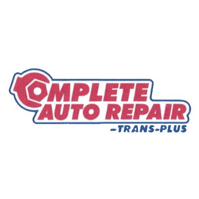 Complete Auto Repair - Trans-Plus