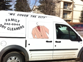 Family Cleaners Ltd in Saskatoon