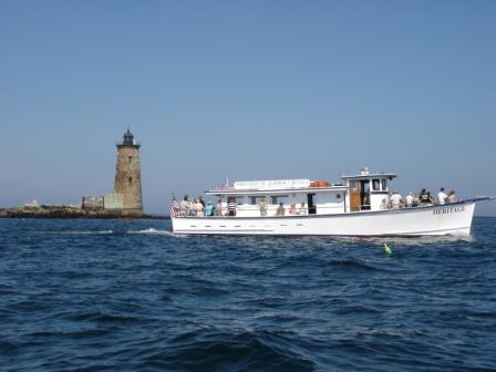 Portsmouth Harbor Cruises image 0