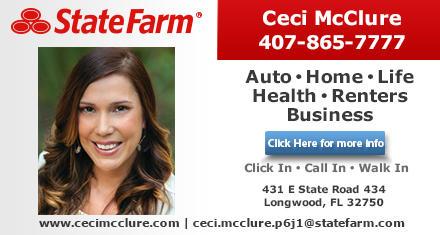 Ceci McClure - State Farm Insurance Agent