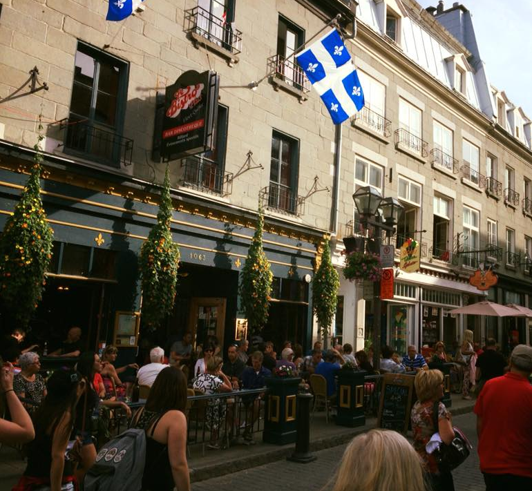 Bistro Plus à Québec