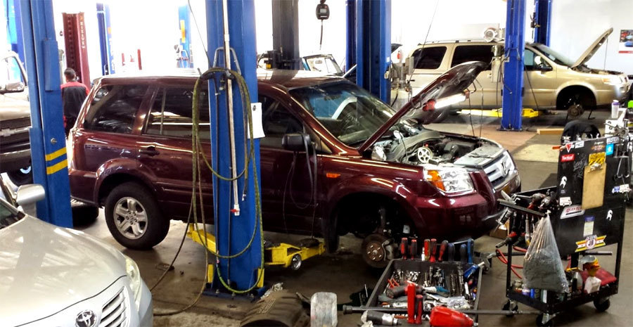 Buddy's Auto Repair  and  Alignment image 2