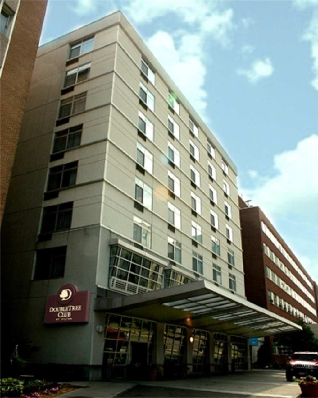 DoubleTree Club by Hilton Hotel Buffalo Downtown image 0