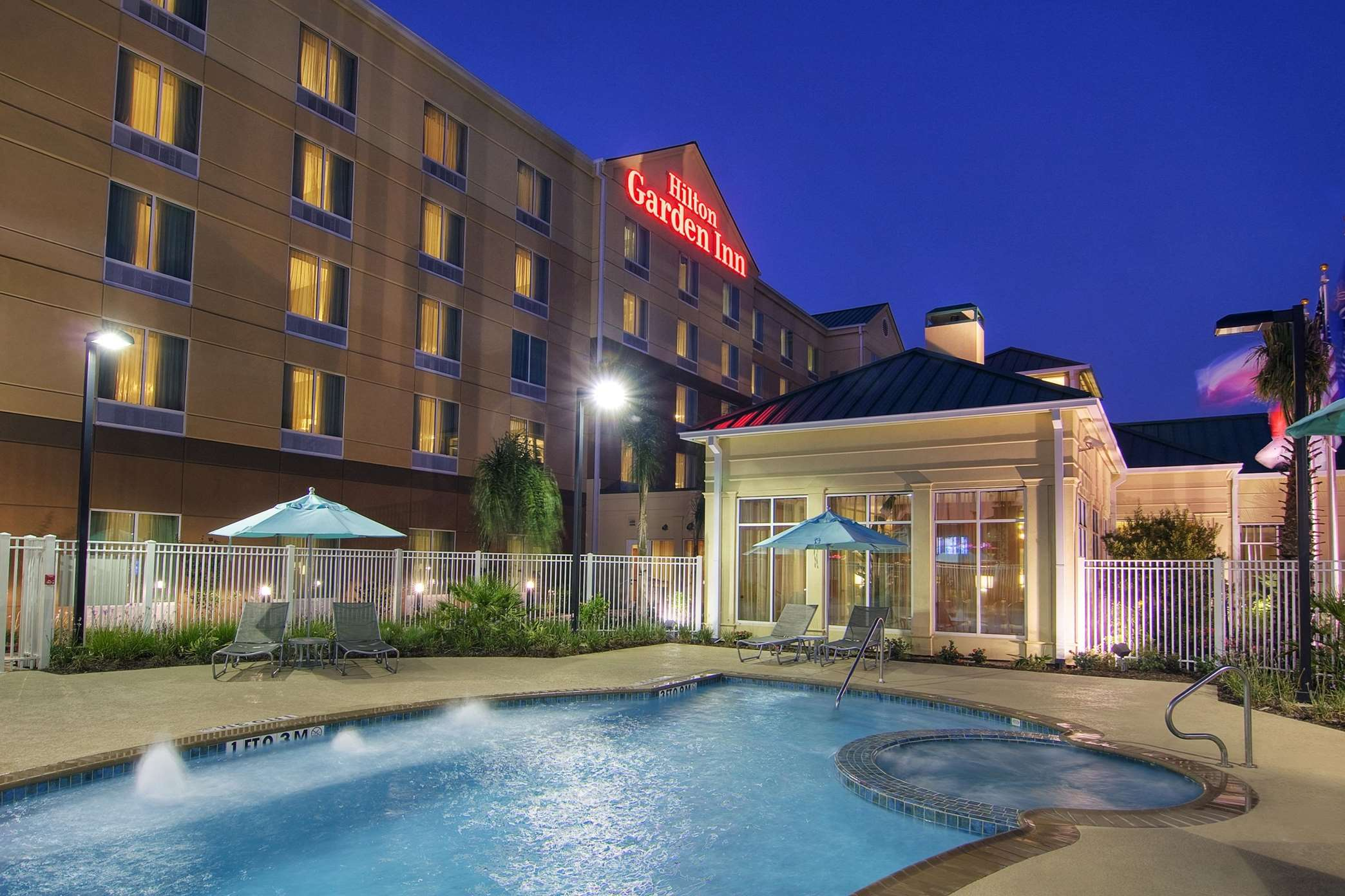 Hilton Garden Inn Houston Pearland At 12101 Shadow Creek Pkwy Pearland Tx On Fave
