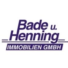 Logo von Bade u. Henning Immobilien GmbH