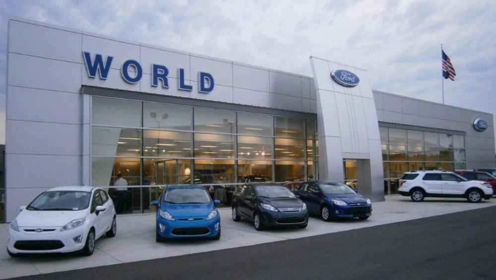 World Ford Pensacola image 0